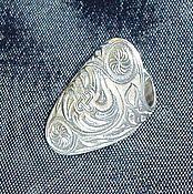 Русский стиль handmade. Livemaster - original item Ring Solstice. Handmade.