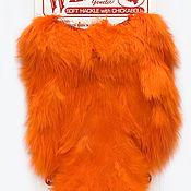 Материалы для творчества ручной работы. Ярмарка Мастеров - ручная работа Перья Spey Breast Pelt with Chickabou (61803251). Handmade.