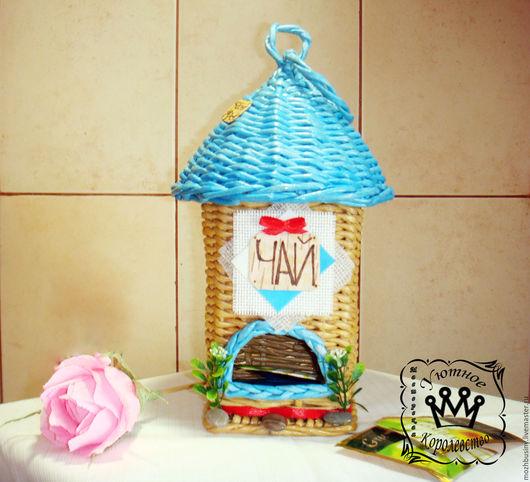 """Кухня ручной работы. Ярмарка Мастеров - ручная работа. Купить Чайный домик """"Небесное чаепитие"""". Handmade. Практичный подарок"""