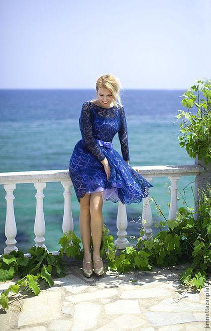 """Платья ручной работы. платье """" Гера"""". Jannetta knits  Luxury handmade. Ярмарка Мастеров. Ручная работа"""