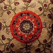 Для дома и интерьера ручной работы. Ярмарка Мастеров - ручная работа Подушка №1. Handmade.