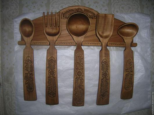 Посуда ручной работы. Ярмарка Мастеров - ручная работа. Купить Декоративный   кулинарный набор  из  6-ти предметов.. Handmade. Оливковый