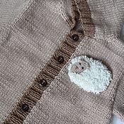 Работы для детей, ручной работы. Ярмарка Мастеров - ручная работа Комплект Baby Lamb. Handmade.