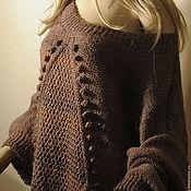 """Одежда ручной работы. Ярмарка Мастеров - ручная работа Свитер оверсайз """"My Little Shoo"""". Handmade."""
