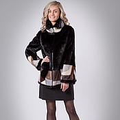 Одежда handmade. Livemaster - original item Mink fur coat