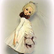 Куклы и игрушки ручной работы. Ярмарка Мастеров - ручная работа коллекционная кукла ШАНТАЛЬ (РЕЗЕРВ). Handmade.