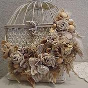 """Украшения ручной работы. Ярмарка Мастеров - ручная работа Бохо-колье """"Три розы"""". Handmade."""
