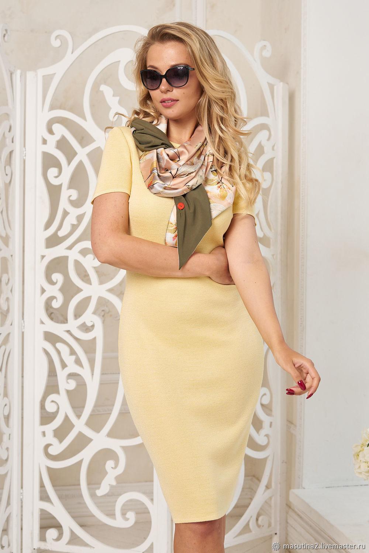 Handkerchief ' Olivia', Shawls1, St. Petersburg,  Фото №1
