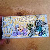 Подарки к праздникам ручной работы. Ярмарка Мастеров - ручная работа Мини мамины сокровища. Handmade.