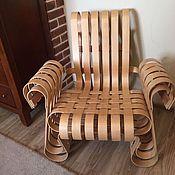 Для дома и интерьера ручной работы. Ярмарка Мастеров - ручная работа Дизайнерское кресло. Handmade.