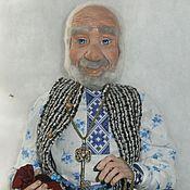 Куклы и игрушки ручной работы. Ярмарка Мастеров - ручная работа Русский домовой. Handmade.