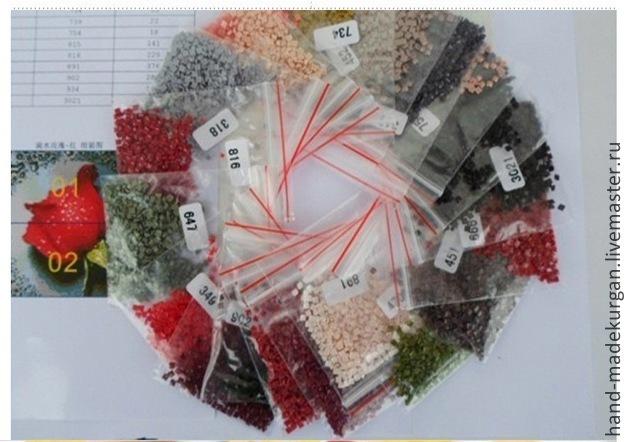 Алмазная вышивка купить через интернет