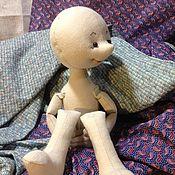 Куклы и игрушки ручной работы. Ярмарка Мастеров - ручная работа Кукла Курнося. Handmade.