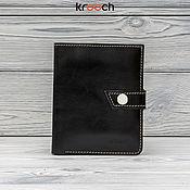 Сумки и аксессуары handmade. Livemaster - original item Leather wallet BRONS. Handmade.