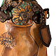 """Женские сумки ручной работы. Сумка № 31""""Подсолнухи"""". ANTE-KOVAC (ante-kovac). Интернет-магазин Ярмарка Мастеров."""