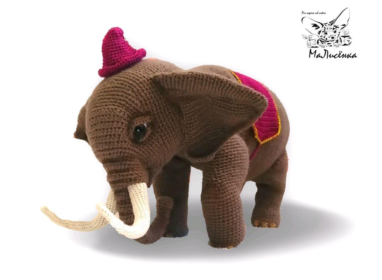 elephant, Stuffed Toys, Angarsk,  Фото №1