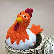 Куклы и игрушки ручной работы. Ярмарка Мастеров - ручная работа Курито (игрушка из шерсти). Handmade.