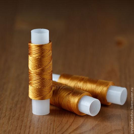 Швейные шелковые нитки для вышивания, плетения фриволите и анкарса, для рукоделия.