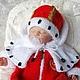 Для новорожденных, ручной работы. Шапка-корона для фотосессии. Mария Green Eyes & сompany. Интернет-магазин Ярмарка Мастеров.