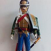 Куклы и игрушки ручной работы. Ярмарка Мастеров - ручная работа Солдат русский 1812 года. Handmade.