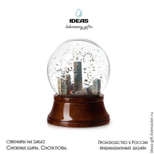 IDEAS Laboratory Gifts. Сноуглобы, snowball, снежные шары - на заказ. Любые образы, индивидуальный дизайн!
