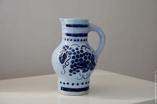 Винтажная посуда. Ярмарка Мастеров - ручная работа. Купить Винтажный кувшин, керамика, Германия. Handmade. Кувшин, красивая керамика, для дома