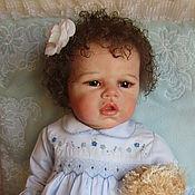 Куклы и игрушки ручной работы. Ярмарка Мастеров - ручная работа Кукла реборн Ангелина-2. Handmade.