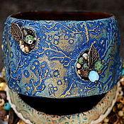 Украшения ручной работы. Ярмарка Мастеров - ручная работа браслет  из полимерной глины где-то. Handmade.