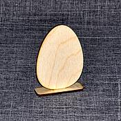 Материалы для творчества ручной работы. Ярмарка Мастеров - ручная работа ПСХ-005. Яйцо на подставке. Handmade.