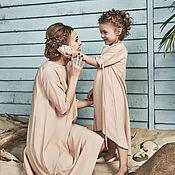 Одежда ручной работы. Ярмарка Мастеров - ручная работа Комплект Family Look. Handmade.