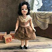 Винтажные куклы ручной работы. Ярмарка Мастеров - ручная работа Американская композитная куколка Мэри. Handmade.