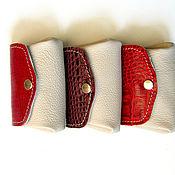 Сумки и аксессуары handmade. Livemaster - original item Wallet