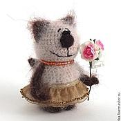 Куклы и игрушки ручной работы. Ярмарка Мастеров - ручная работа Кошечка Сима. Handmade.