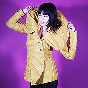 """Куртки ручной работы. Ярмарка Мастеров - ручная работа Жакет """"Шангрила"""". Handmade."""