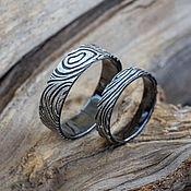 Украшения handmade. Livemaster - original item Gold wedding rings