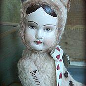 Куклы и игрушки ручной работы. Ярмарка Мастеров - ручная работа Тедди-долл Любимчик. Handmade.