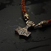 Украшения handmade. Livemaster - original item pendant on the neck. Handmade.