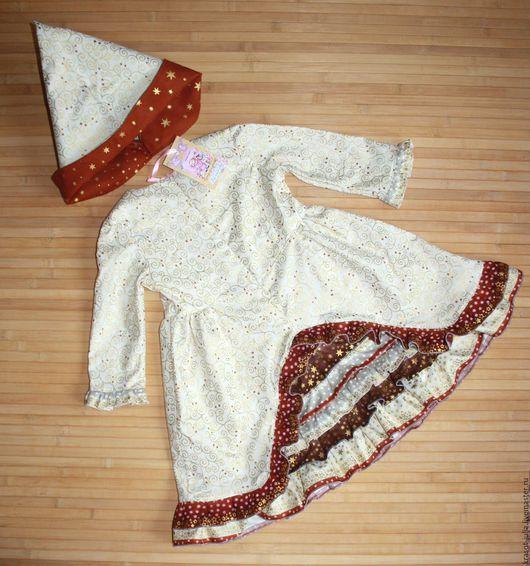 Одежда для девочек, ручной работы. Ярмарка Мастеров - ручная работа. Купить Сказочное нарядное платье для девочки. Handmade. Платье для девочки