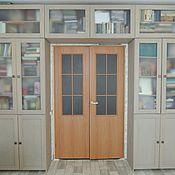 Для дома и интерьера ручной работы. Ярмарка Мастеров - ручная работа Библиотечный шкаф. Handmade.