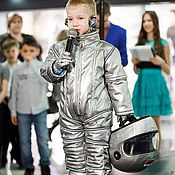 Работы для детей, ручной работы. Ярмарка Мастеров - ручная работа Костюм космонавта. Handmade.
