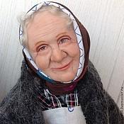 Куклы и игрушки ручной работы. Ярмарка Мастеров - ручная работа Милая моя бабушка. Handmade.