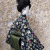 """Куклы и игрушки ручной работы. Ярмарка Мастеров - ручная работа Кукла скрутка """"Японка"""". Handmade."""