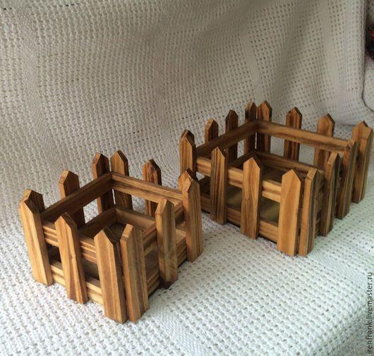 Экстерьер и дача ручной работы. Ярмарка Мастеров - ручная работа. Купить Кашпо деревянное. Handmade. Кашпо, кашпо деревянное