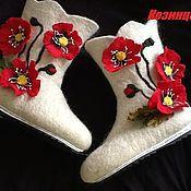 Обувь ручной работы handmade. Livemaster - original item Boots At Macy`s. Handmade.
