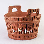 Материалы для творчества handmade. Livemaster - original item Silicone molds for soap Tub. Handmade.