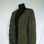 """Одежда ручной работы. Ярмарка Мастеров - ручная работа Куртка """"Бомбер"""". Handmade."""