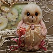 """Куклы и игрушки ручной работы. Ярмарка Мастеров - ручная работа Малышка-тедди """"Лейла"""". Handmade."""