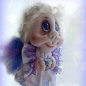 Куклы и игрушки ручной работы. Ярмарка Мастеров - ручная работа Ангел Серафим, авторская кукла. Handmade.