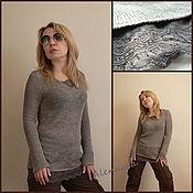 """Одежда ручной работы. Ярмарка Мастеров - ручная работа Пуловер """"Соблазн"""". Handmade."""
