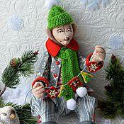 Куклы и игрушки handmade. Livemaster - original item Gosh, Abasiyanik.. Handmade.